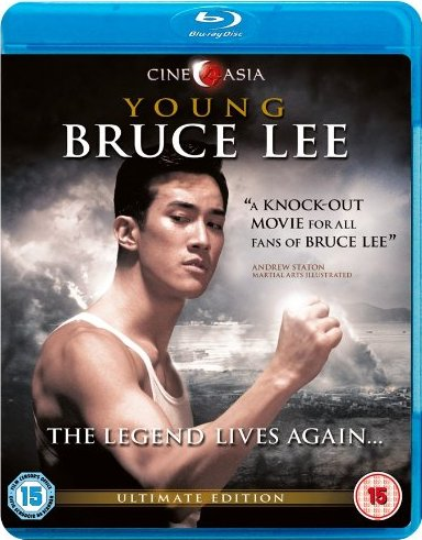 Young Bruce Lee (UK-import) (BLU-RAY)