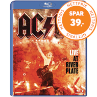 Produktbilde for AC/DC - Live At River Plate (BLU-RAY)