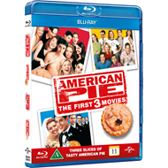 American Pie - The First 3 Movies (BLU-RAY)