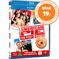 Produktbilde for American Pie - The First 3 Movies (BLU-RAY)