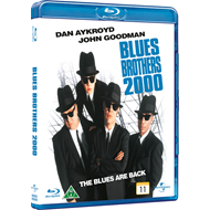 The Blues Brothers 2000 (DK-import) (BLU-RAY)