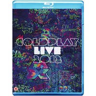 Coldplay - Live 2012 (Blu-ray + CD)