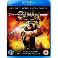Conan The Destroyer (UK-import) (BLU-RAY)