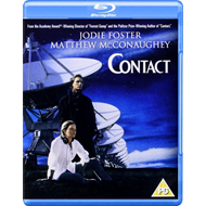 Contact (UK-import) (BLU-RAY)