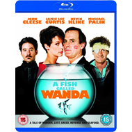 En Fisk Ved Navn Wanda (UK-import) (BLU-RAY)