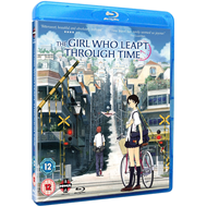 The Girl Who Leapt Through Time (UK-import) (BLU-RAY)