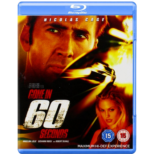 Gone In 60 Seconds (UK-import) (BLU-RAY)