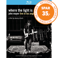 Produktbilde for John Mayer - Where The Light Is: Live In Los Angeles (BLU-RAY)