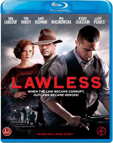 Lawless (BLU-RAY)