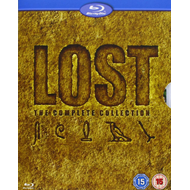 Lost - The Complete Series (UK-import) (BLU-RAY)