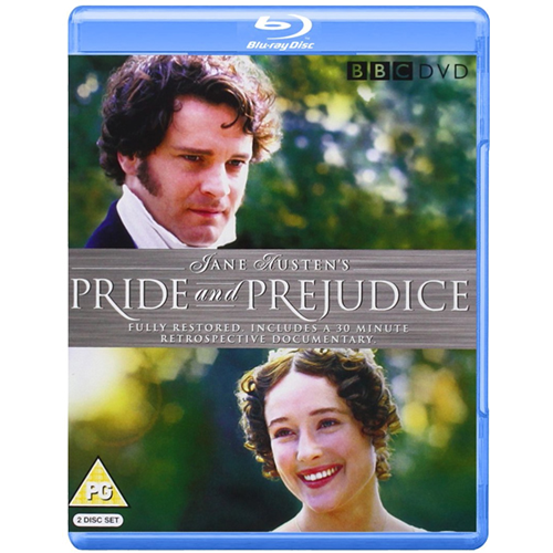 Pride And Prejudice (UK-import) (BLU-RAY)