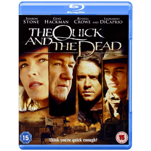 The Quick And The Dead (UK-import) (BLU-RAY)