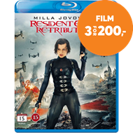 Resident Evil - Retribution (BLU-RAY)