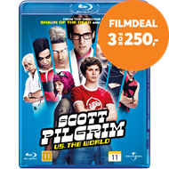 Produktbilde for Scott Pilgrim Vs. The World (BLU-RAY)