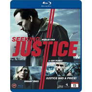 Seeking Justice (BLU-RAY)