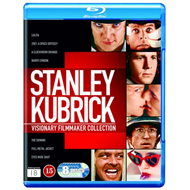 Stanley Kubrick: Visionary Filmmaker Collection (BLU-RAY)