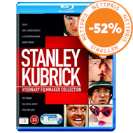 Produktbilde for Stanley Kubrick: Visionary Filmmaker Collection (BLU-RAY)