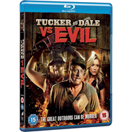 Tucker & Dale Vs. Evil (UK-import) (BLU-RAY)