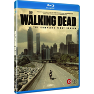 The Walking Dead - Sesong 1 (BLU-RAY)