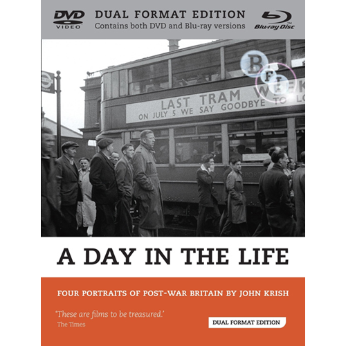 A Day In The Life: Four Portraits Of Post-War Britain By John Krish (UK-import) (BLU-RAY)
