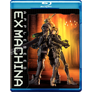 Appleseed - Ex Machina (BLU-RAY)