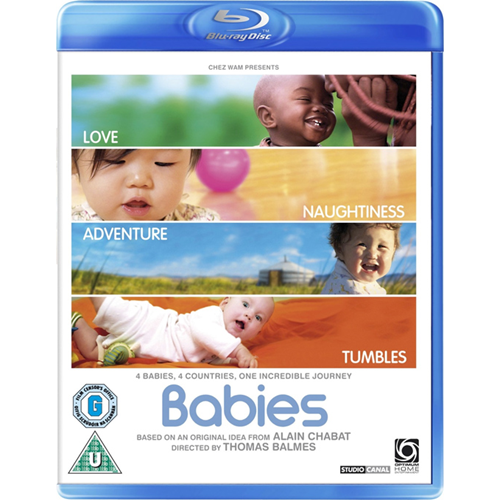 Babies (UK-import) (BLU-RAY)