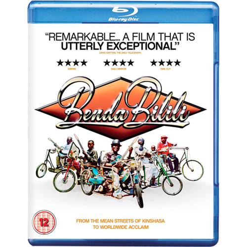 Benda Bilili (UK-import) (BLU-RAY)