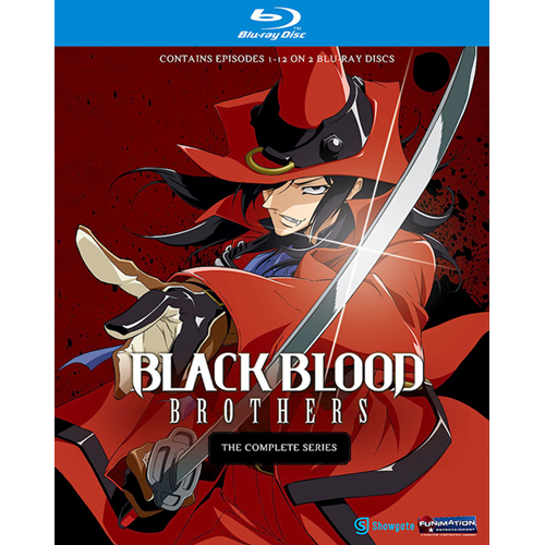Black Blood Brothers - The Complete Series (BLU-RAY)