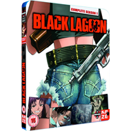 Black Lagoon (UK-import) (BLU-RAY)