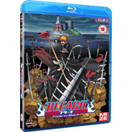 Bleach The Movie 3 - Fade To Black (UK-import) (BLU-RAY)