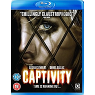 Captivity (UK-import) (BLU-RAY)