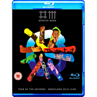 Produktbilde for Depeche Mode - Tour Of The Universe: Barcelona (BLU-RAY)