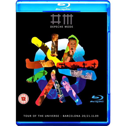 Depeche Mode - Tour Of The Universe: Barcelona (BLU-RAY)