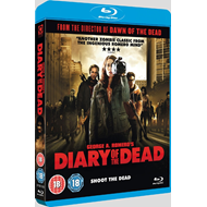 Diary Of The Dead (UK-import) (BLU-RAY)