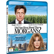 Did You Hear About The Morgans? (BLU-RAY)