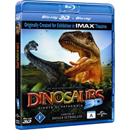 Dinosaurs - Giants Of Patagonia (Blu-ray 3D + Blu-ray)