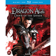 Dragon Age - Dawn Of The Seeker (BLU-RAY)