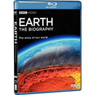 Earth: The Biography (BLU-RAY)