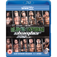 Elimination Chamber 2012 (UK-import) (BLU-RAY)