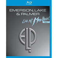 Emerson Lake & Palmer - Live At Montreux (BLU-RAY)