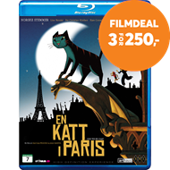 Produktbilde for En Katt I Paris (BLU-RAY)