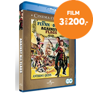 Produktbilde for Against All Flags (BLU-RAY)