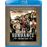 Butch And Sundance - The Early Years (BLU-RAY)