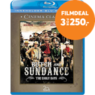 Produktbilde for Butch And Sundance - The Early Years (BLU-RAY)