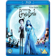 The Corpse Bride (UK-import) (BLU-RAY)
