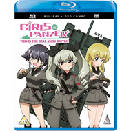 Girls Und Panzer: Anzio Battle (UK-import) (Blu-ray + DVD)