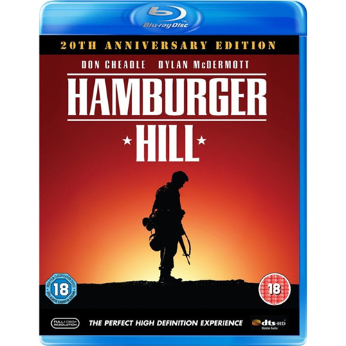Hamburger Hill (UK-import) (BLU-RAY)