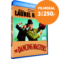 Produktbilde for Helan & Halvan - The Dancing Masters (BLU-RAY)