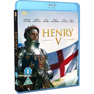 Henry V (UK-import) (BLU-RAY)