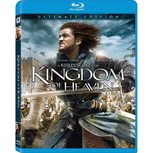 Kingdom Of Heaven - Ultimate Edition (BLU-RAY)